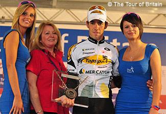 Thomas De Gendt - Tour of Britain