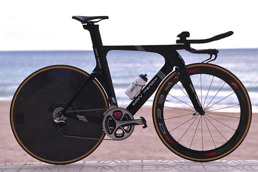 Eddy Merckx Bikes TT