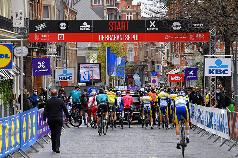 Foto Brabantse Pijl 2021