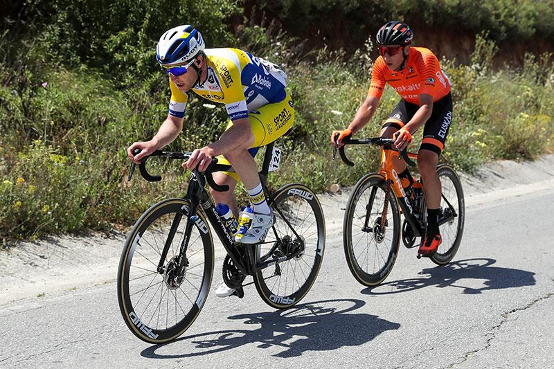 Foto Vuelta a Andalucia RdS 2021