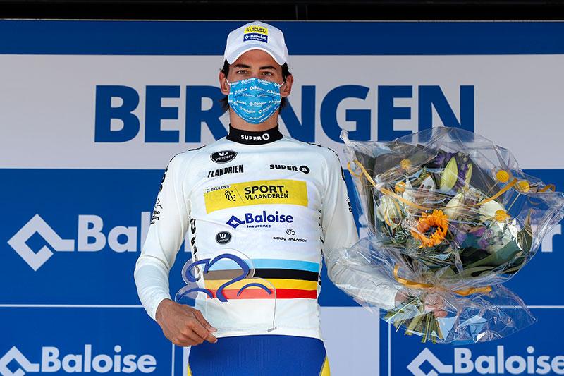 Cedric Beullens eindwinnaar Super 8 strijdlustklassement