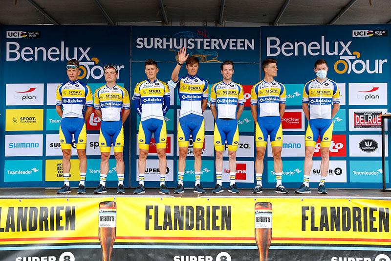 Foto Benelux Tour 2021