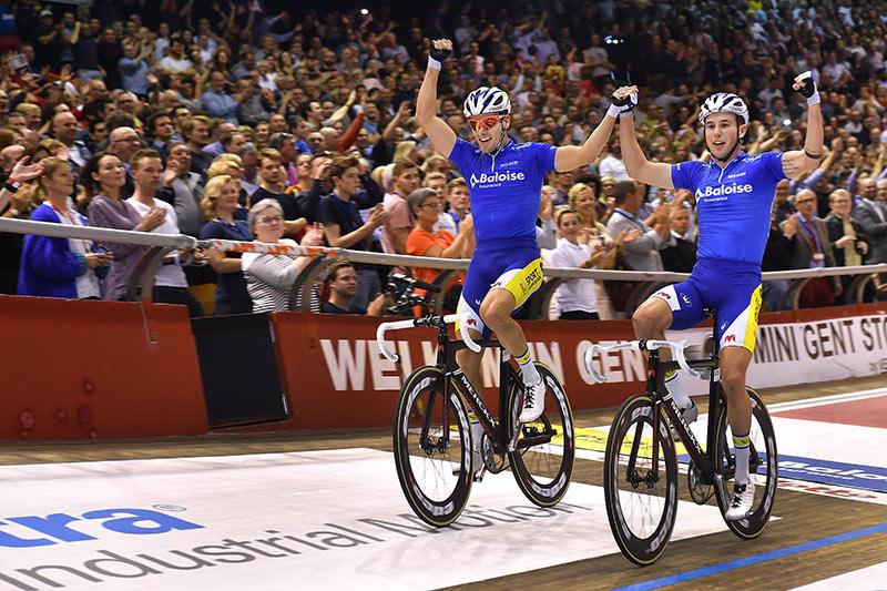 Lotto Zesdaagse Vlaanderen - Gent 2017