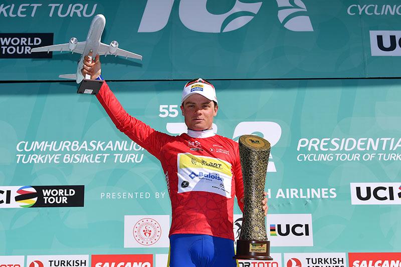 Thimo Willems eindwinnaar bergprijs