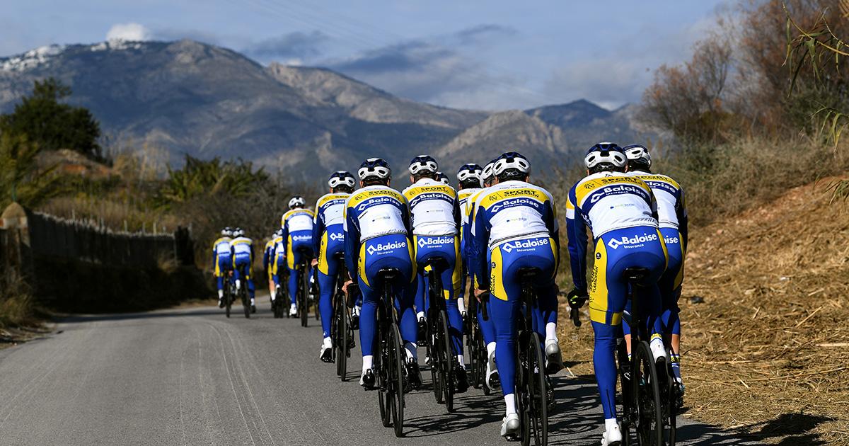 UCI ProTeam Sport Vlaanderen – Baloise